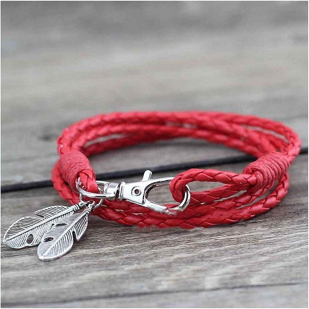 Giwotu Jewelry Leather...