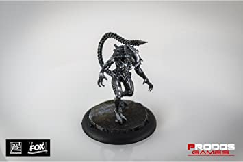 Alien Vs Predator Juego de Mesa The Hunt Begins Expansion Pack Predalien *Edición Inglés*: Amazon.es: Juguetes y juegos