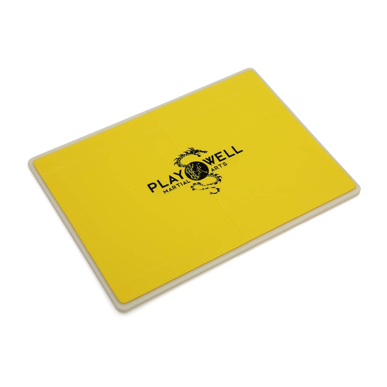 Playwell Martial Arts Childrens Break/Smash Rebreakable Boards - Yellow by Playwell