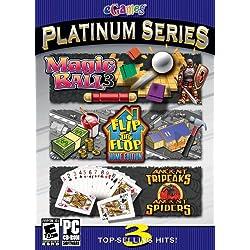 eGames Platinum Series - Blue - PC