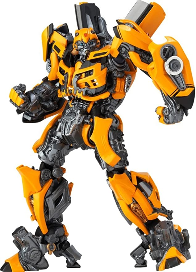 Transformers The Movie Bumblebee SCI Fi 038 Revoltech Action Figure
