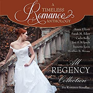 Download audiobook All Regency Collection: A Timeless Romance Anthology, Book 10