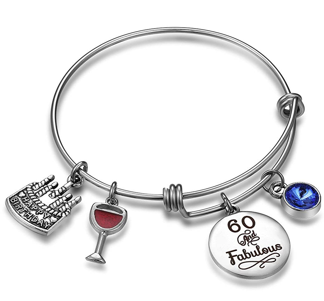 18th birthday bracelet Birthday queen gift Happy 18th Birthday Bangle birthday Gift for her birthday gift for daughter Gift for Friend