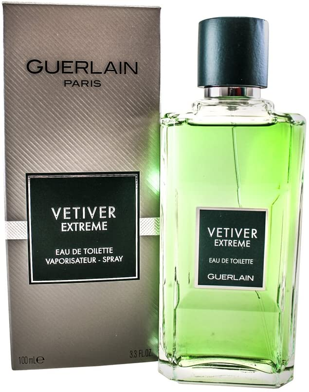 Guerlain Vetiver Extreme Agua de Colonia - 100 ml