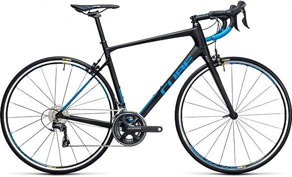 Bicicleta de carretera Cube Attain GTC Race carbon N Blue 2017 ...