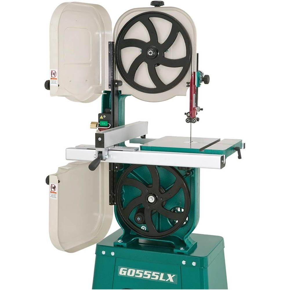 Grizzly G0555LX best band saw