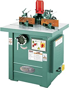 Grizzly Industrial G5912Z - 5 HP Professional Spindle Shaper - Z Series