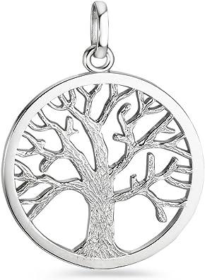 Anhänger Silber Lebensbaum, Anhängeröse: 6.5 mm