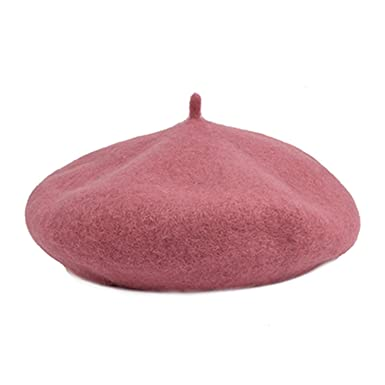 Jeremy Stone Womens Beret Fashion Warm Hat Outdoor Casual Hat Hat