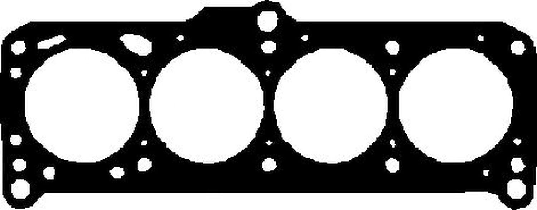 Zylinderkopf für Zylinderkopf 61-23805-50 VICTOR REINZ Dichtung