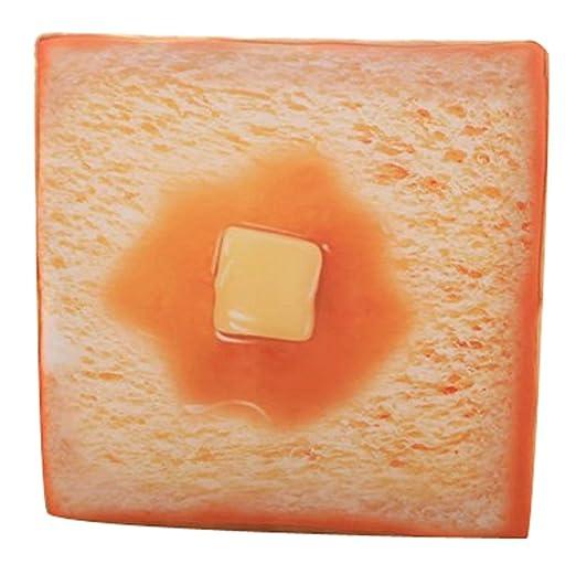 Pan de peluche con forma de cojín para asiento con lazos ...
