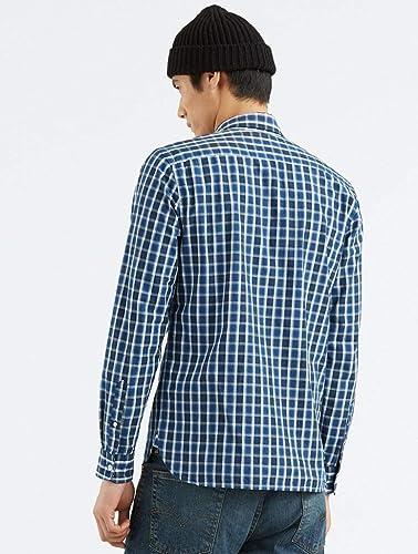 Camisa Levis Sunset Azul S Azul: Amazon.es: Ropa y accesorios