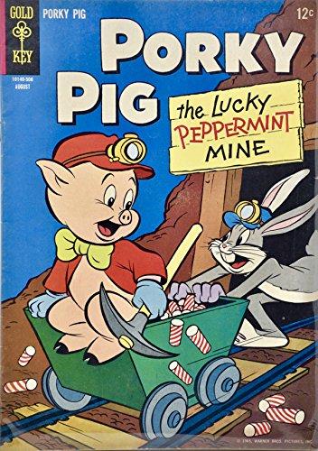 1965 - Gold Key - Porky Pig #3 - Vintage Comic ()