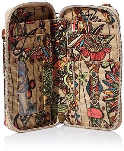 Wristlet Circle Bag Desert Smartphone Convertible Sakroots Body Cross Artist Camel Spirit wAqtgBZ7