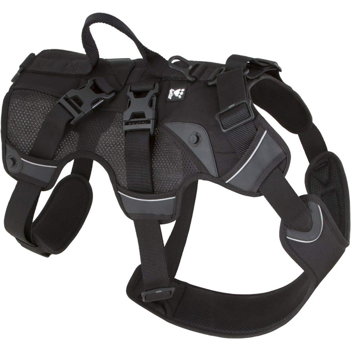フルッタ (Hurtta) トレイルパック (犬用バックパック) ブラック ペット用 Sサイズ B00T7L7Y0M
