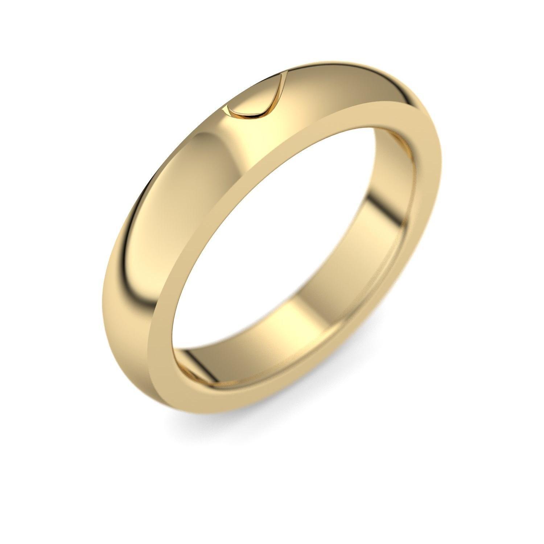 Goldeheringe 585 inkl Luxusetui Eheringe Trauringe Gold