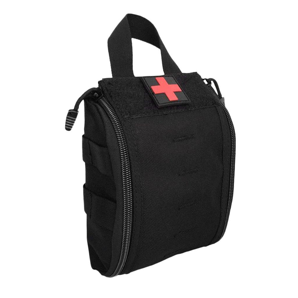 Wandern Reisen Kulturbeutel Gazechimp Taktische Handtasche Molle Pouch Erste Hilfe Tasche Notfalltasche EMT Beutel Leere Tasche
