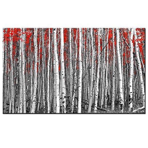 camper birch wall art - 6