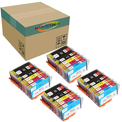 10 PK HP 564XL 564 Ink Cartridges for HP PHOTOSMART 5520 6520 7520 Deskjet 3520