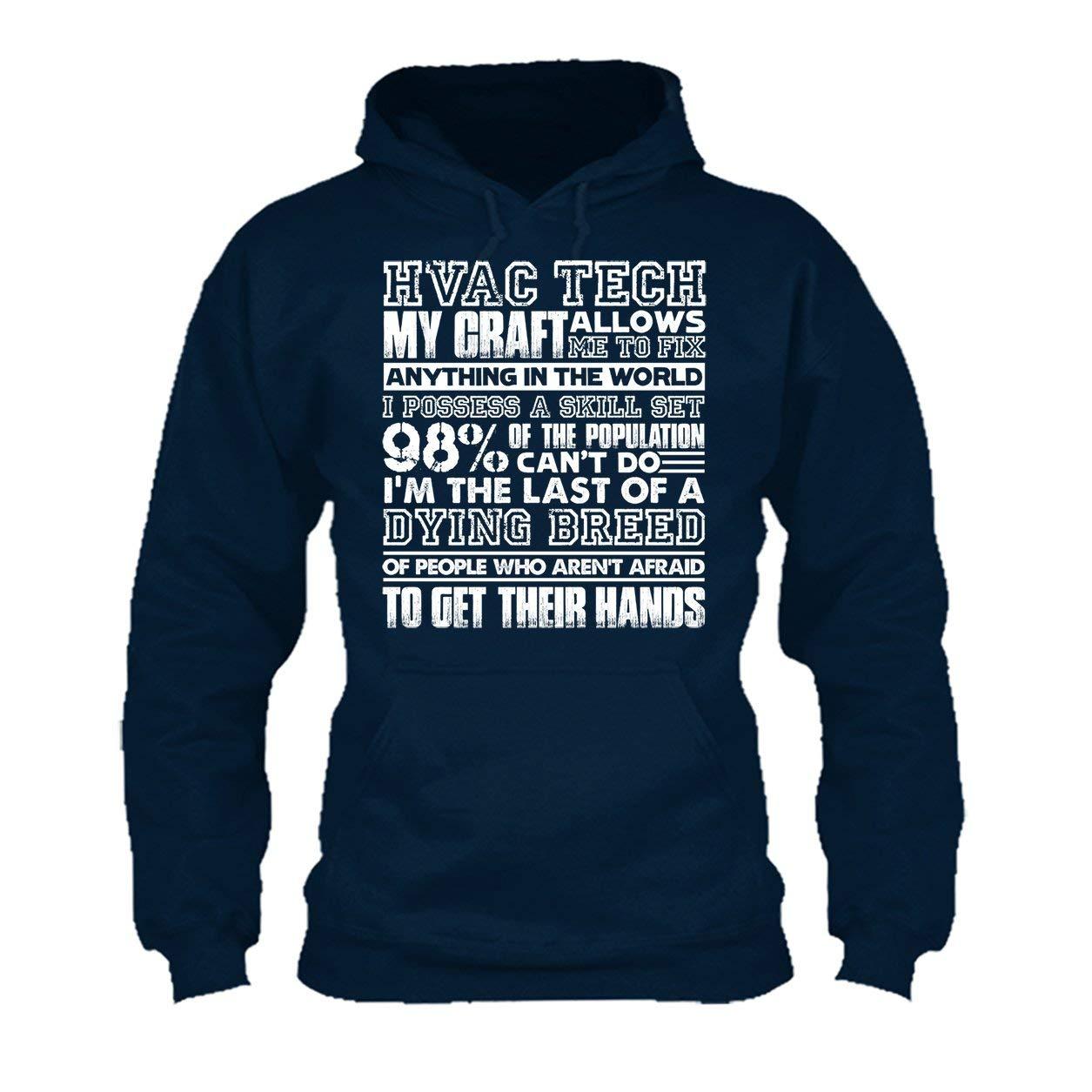 HVAC Tech Job Shirt Tee Shirt Mens Shirt