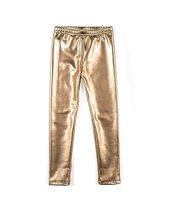 3ab150f1a640a Appaman Kids Baby Girl's Metallic Leggings (Toddler/Little Kids/Big Kids)  Vegas