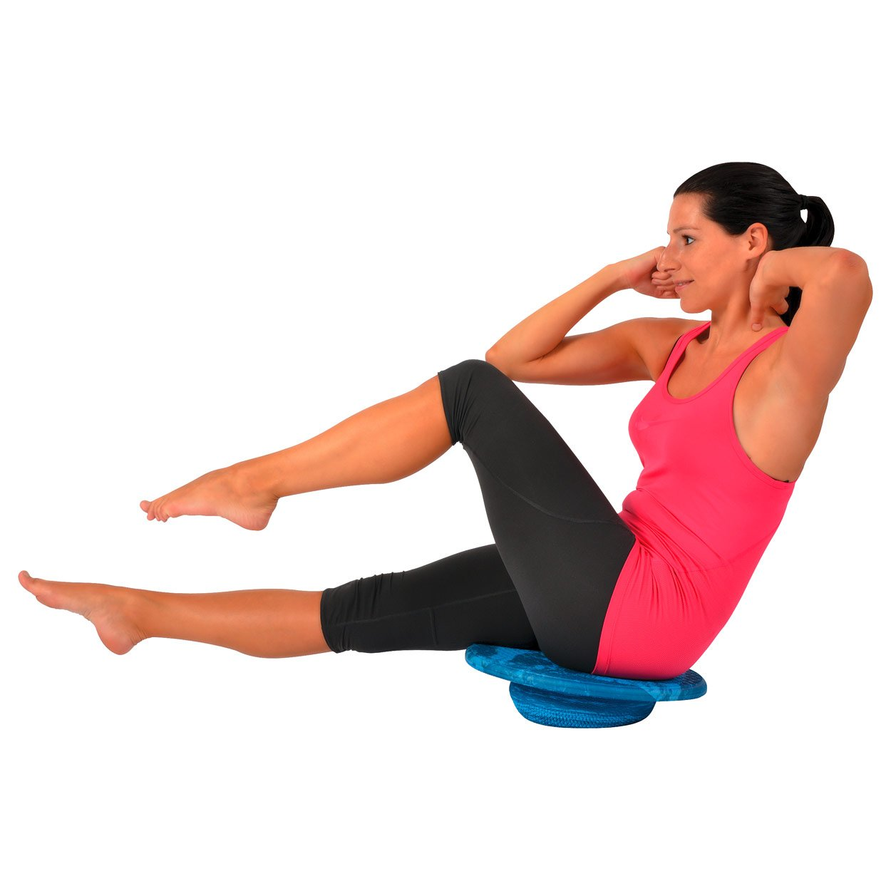 BAMUSTA Circulo Koordinationstrainer Balancetrainer Gleichgewichtstrainer 39x9cm