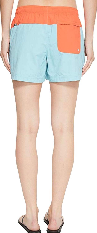 Columbia Womens Plus Size Sandy River Color Blocked Short