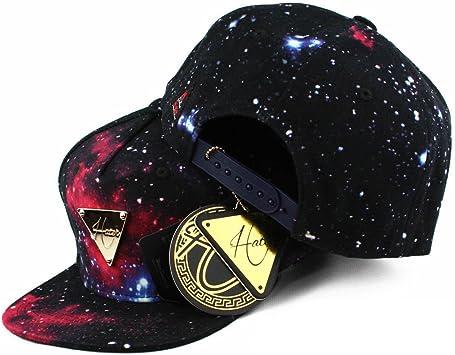 Hater Galaxy snapback sombrero: Amazon.es: Deportes y aire libre