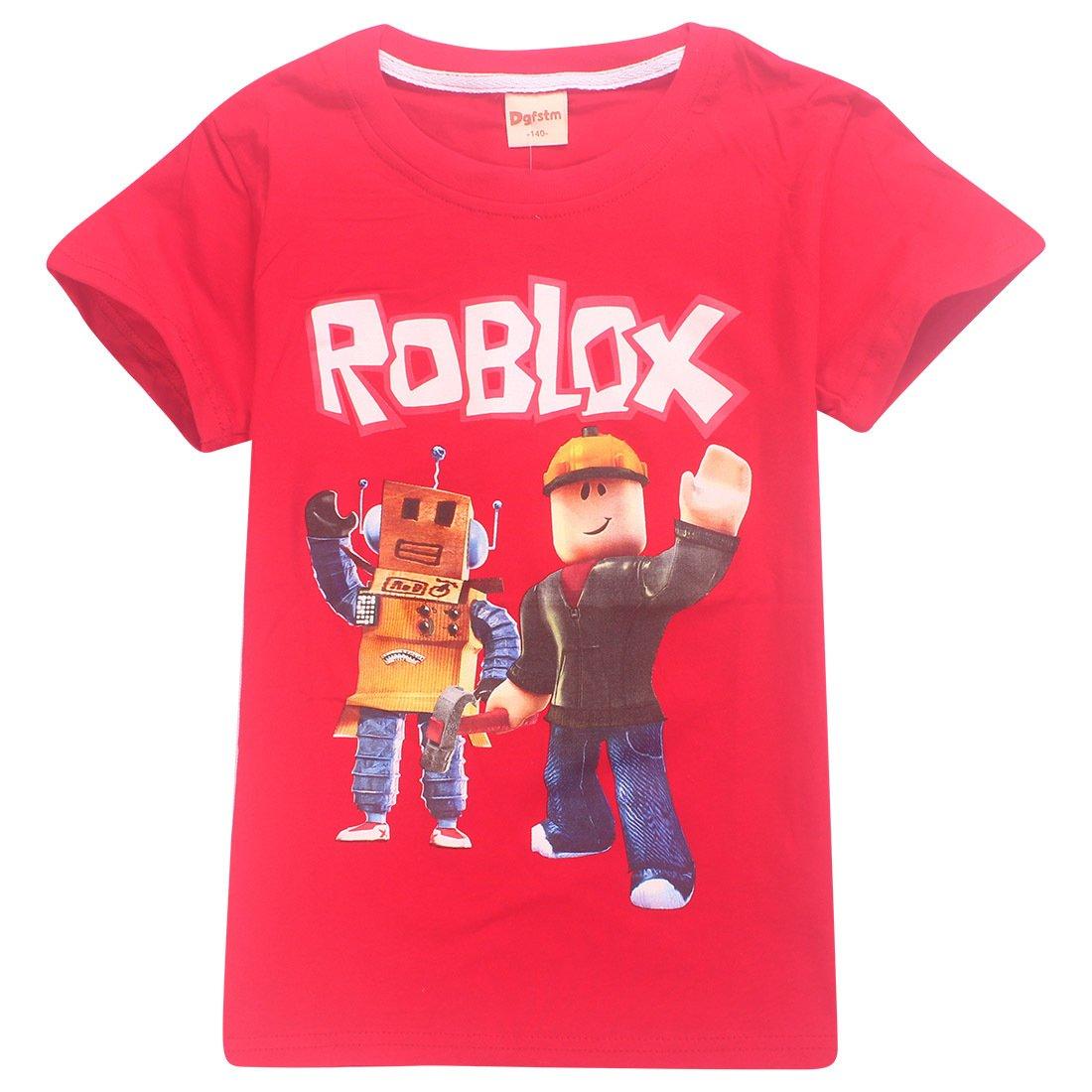 Kids Boys Roblox F/útbol Juegos Family Gaming Team Tops tee