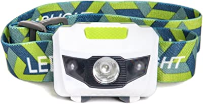 LED Headlamp Flashlight - Great for Camping