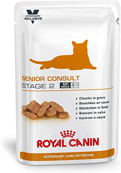 ROYAL CANIN SC Stage 2 Comida para Gatos - Paquete de 12 x 100 gr - Total: 1200 gr: Amazon.es: Productos para mascotas