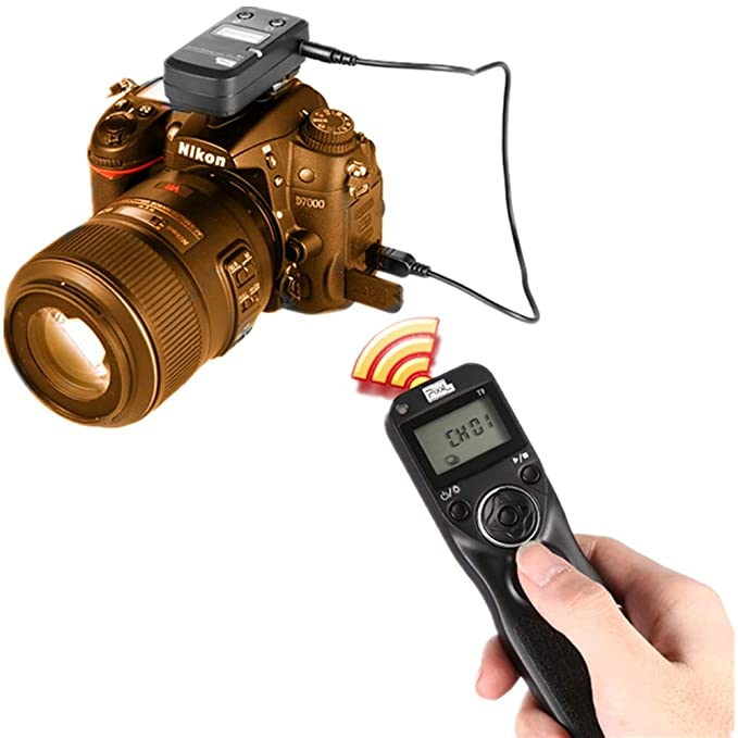 Pixel TW-283 DC2 Mando a Distancia inalmbrico con Cable para ...