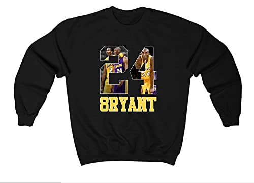 Kobe-Bryant No.24 The Man The Legend LA Basketball Jersey Big Fans Customized Handmade T-Shirt BELLA CANVAS 3001 UNISEX TSHIRT