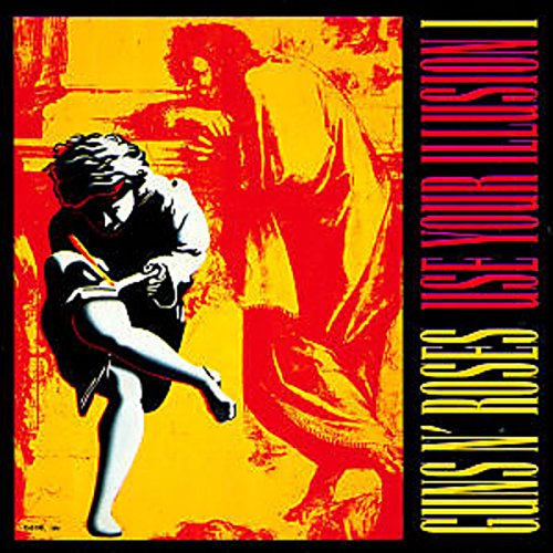 Vinilo : Guns N' Roses - Use Your Illusion I [Explicit Content] (2 Disc)