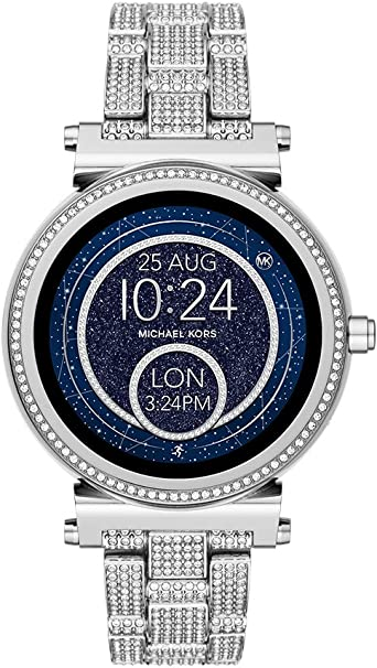 Amazon.com: Michael Kors Access MKT5024 - Reloj inteligente ...