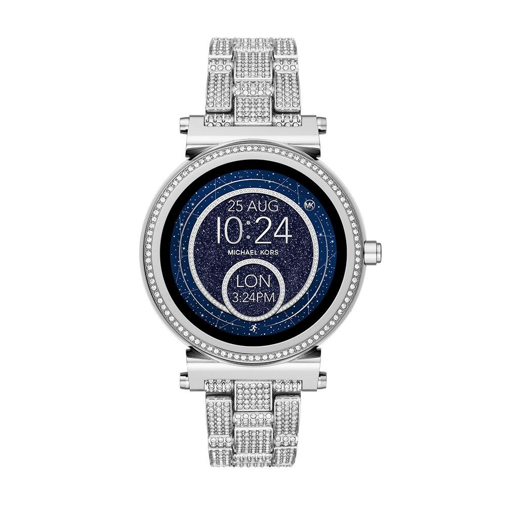 Michael Kors Access, Women's Smartwatch, Sofie Stainless Steel, MKT5024 by Michael Kors