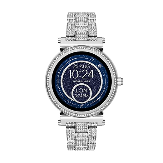Michael Kors Access, Womens Smartwatch, Sofie Stainless Steel, MKT5024