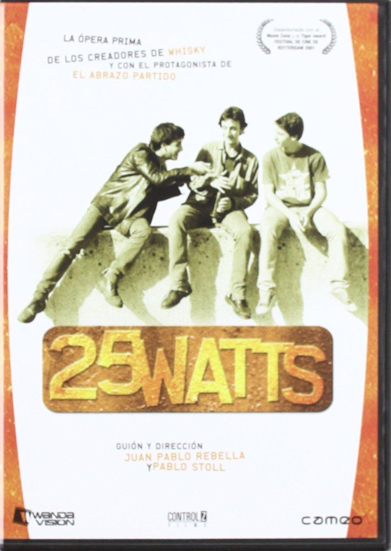 25 Watts [DVD]: Amazon.es: Daniel Hendler, Alfonso Tort ...