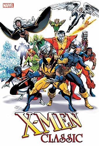 X-Men Classic Omnibus by Marvel (Image #1)