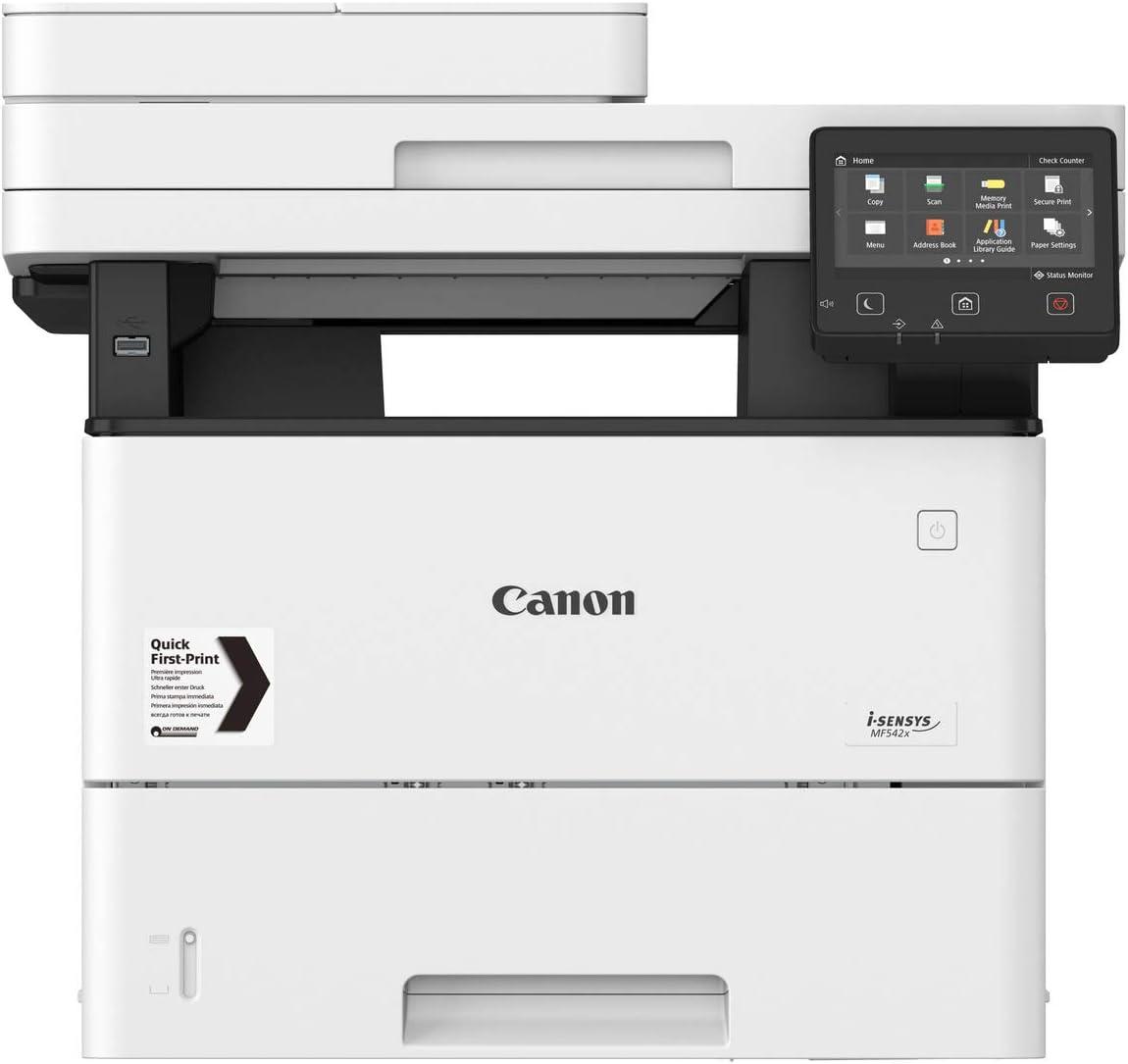 Impresora láser multifunción monocromo Canon i-Sensys MF542x ...