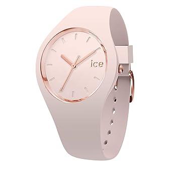 9397be83e9e8 Ice-Watch Reloj Analógico para Mujer de Cuarzo con Correa en Silicona  15334  Amazon.es  Relojes