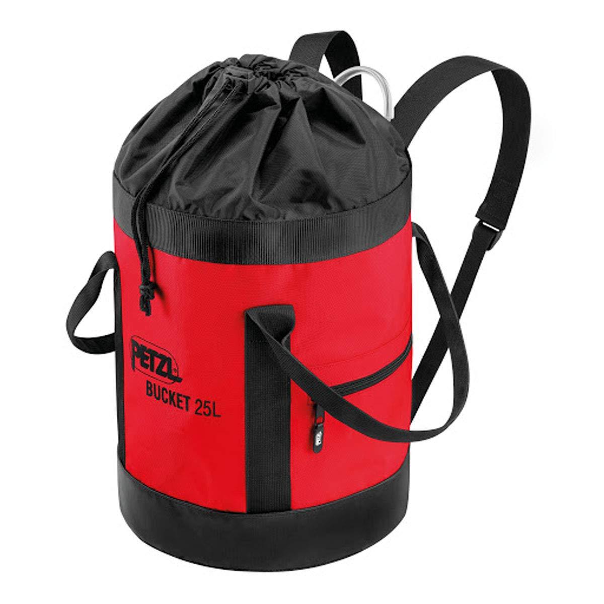 Amazon.com: PETZL - Cubo para bolsa (25 L), color rojo ...