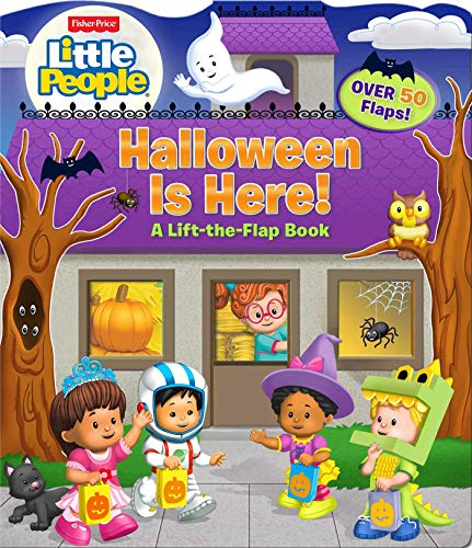 Fisher-Price Little People: Halloween is Here! (Fisher Price
