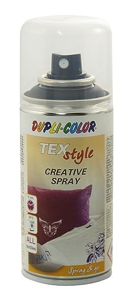 Dupli-Color 319914 Textilspray schwarz 150 ml