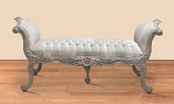 Louisxv banchetto barocco sgabello sedia in stile antico stile