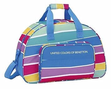 Safta Safta Sf-711735-219 Bolsa de Viaje, 48 cm, 10 litros: Amazon.es: Equipaje