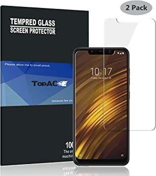 TopACE Premium Quality Tempered Glass 0.3mm Screen Protector for ...