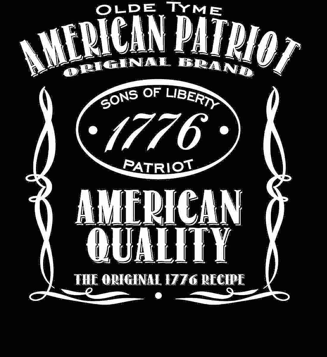 Amazon.com: Bundle de 3 artículos. Old Time American Patriot ...
