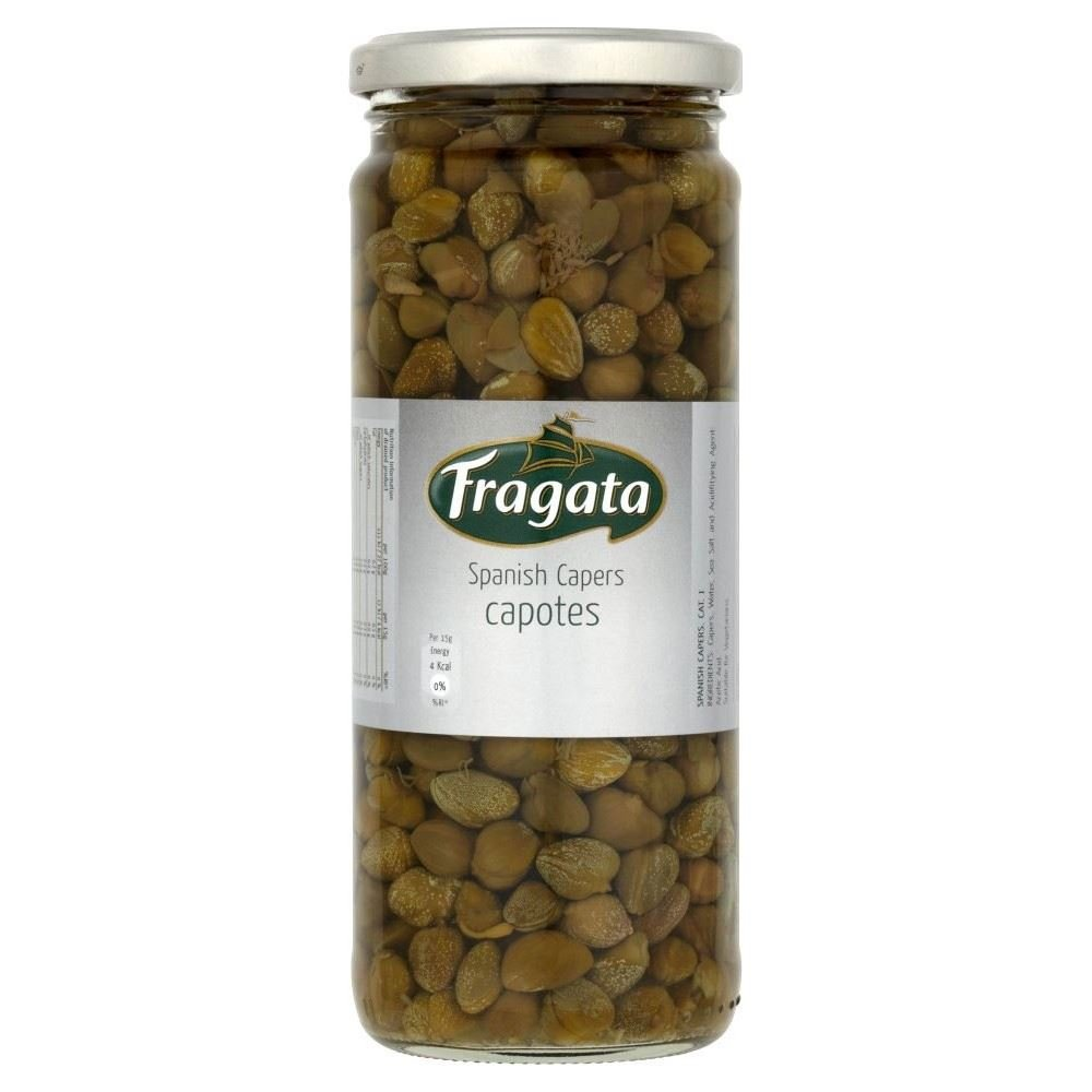 Fragata Spanish Capers (450g)