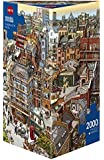 "Heye ""NEW FOR 2016 Sherlock and Co/Gobel/Knorr"" Triangular Puzzles (2000-Piece, Multi-Colour)"